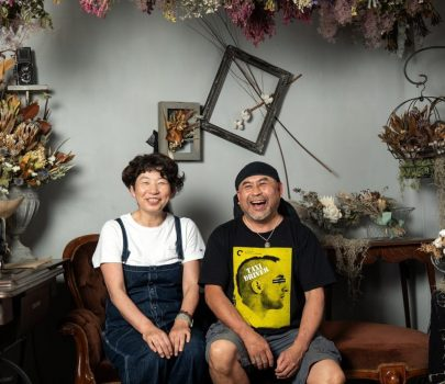 時代の荒波は超感覚思考で乗り超えて【後編】~「FlowerMarket花子さん」古田理江さん~